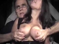 Tied And Tit Slapped bdsm bondage slave femdom domination