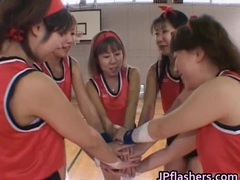 Amateur Asian teens playing in the nude part1