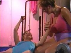 Classic Porn Stars Mindy Rae and Melanie Scott