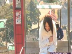Ringo Akai Sweet Asian girl enjoys sex part3