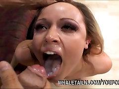 Hot Girl In Thong Riding Dick