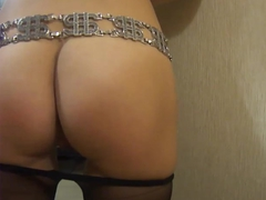 oohMolly topcamgirl get spanked and pantyhose fetish 4u