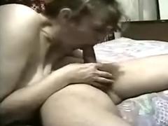 Mature BBW Gets Creampied On Webcam