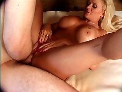 Beautiful Mature Christina St. James Double Fuck And Anal