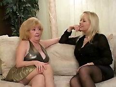 Mature Blonde Fuckin Old School 3