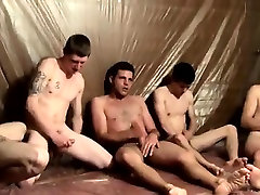 Interracial gay male sex Piss Loving Welsey And The Boys