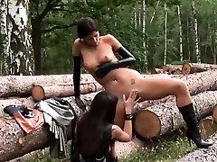 Latex and ultra fetish barbara ferrer bang