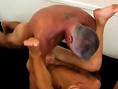 Mason Love gets fucked anally by a mature stud