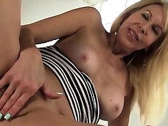 Erica Lauren Sexy Striped Dress Striptease