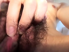 Hairy pussy asian toys