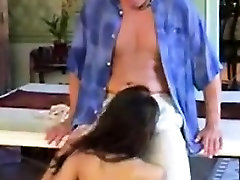 Stunning Asian Chick Getting Banged