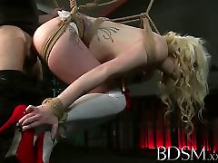 BDSM XXX Feisty babes learn the loking dick way
