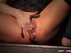 The Most Insane Squirting Orgasm Caught on Camera