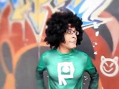 Dany Barony loves huge Monsterdick from Super Ramon