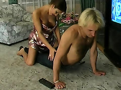 Brunette Russian Strapon Lady 6