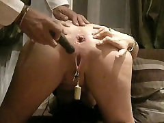 bdsm mature submissive slave anal fuck training