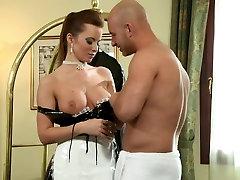 Maid in Latex uniform