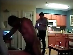 Cuckold MILF mature amateur wife fucked by black bull