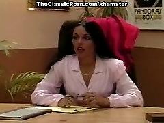 Blondi, Tony Montana in classic pornstars have wild sex in