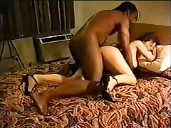 Sexy wife and BBC have sex