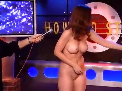 Howard stern nude pam